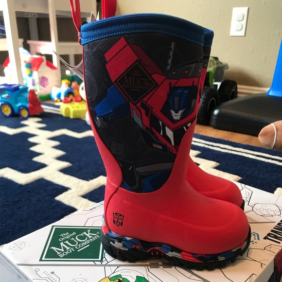 Muck Shoes | Transformer Boots Nwt Size